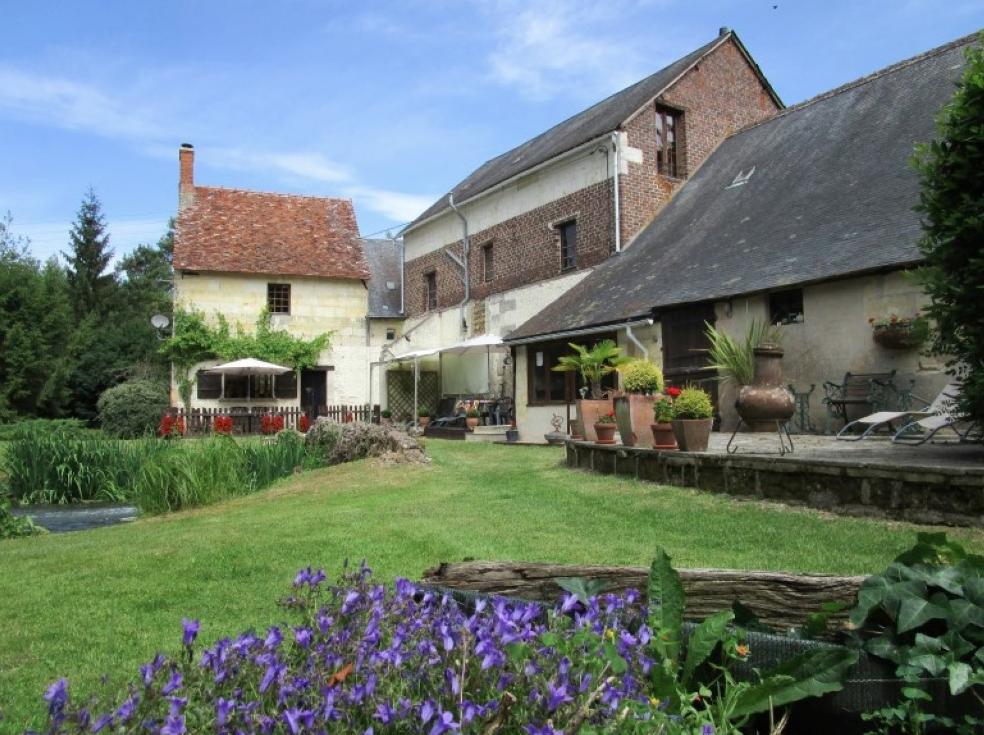 Moulin St Blaise